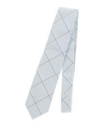 UADB 格紋領帶