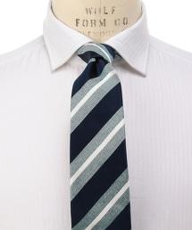 UDBS 英式斜條紋領帶
