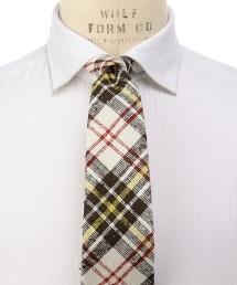 UDET 格紋領帶