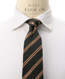 UADB 英式斜條紋領帶 2