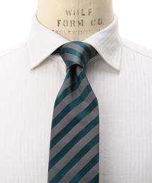 UADB 英式斜條紋領帶 3