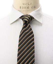 UADB 英式斜條紋領帶 4