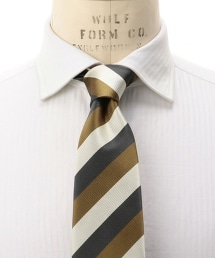 UADB 英式斜條紋領帶 5