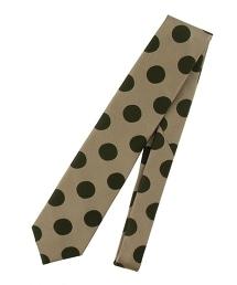 UADT 圓點領帶
