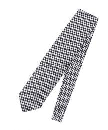UADT 小千鳥格紋領帶