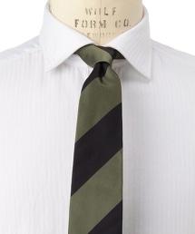 UDET 斜條紋領帶
