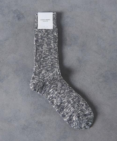 UASB 竹節紗羅紋長襪