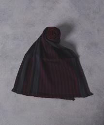 <FIORIO> SCL MUFF1 條紋圍巾