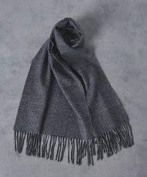 UADB 葛倫格紋 圍巾