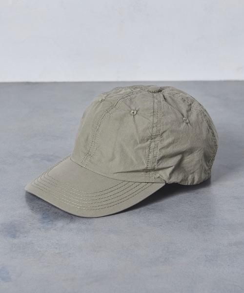 <KIJIMA TAKAYUKI> CAP 休閒棒球帽