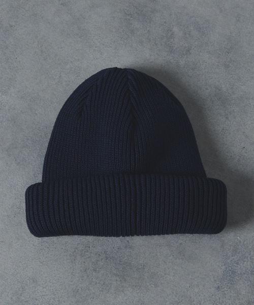 <KIJIMA TAKAYUKI> WATCH CAP 毛線帽