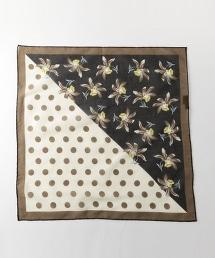 <FIORIO>FLW/DOT BNDN  口袋巾