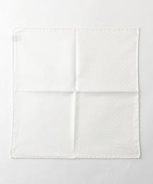<FIORIO>DOT CHFF 4 圓點圖案口袋巾