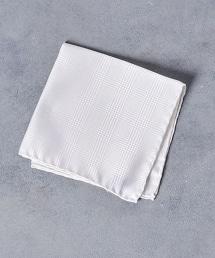<fiorio> JQD G/P CHFF 格倫格紋口袋巾