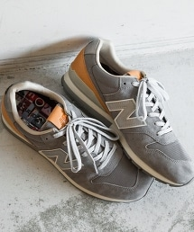 【特別訂製款】 <New Balance> MRL996 UY/跑鞋