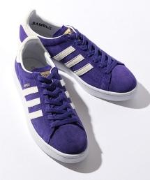 【特別訂製】 <adidas Originals> CAMPUS PURPLE/紫色CAMPUS休閒鞋