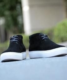 BY ∴ 麂皮中幫運動鞋