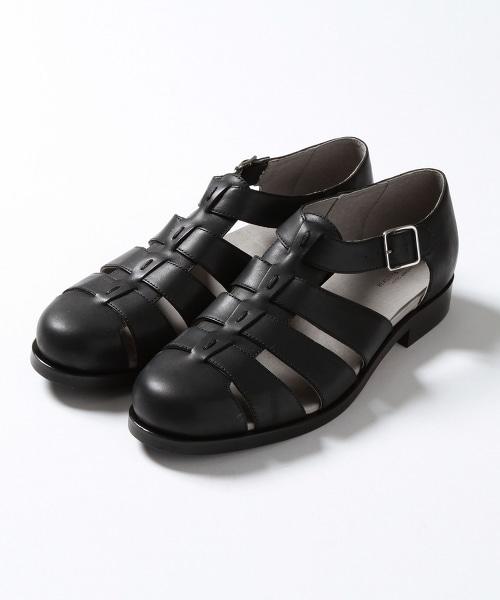 BY GHURKA男士涼鞋