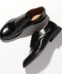 BY 皮革 直筒鞋 牛津鞋
