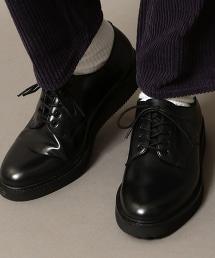 BY 5孔 牛津鞋  避震鞋底 皮鞋