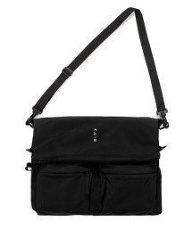 BEAUTY&YOUTH x plain-me防潑水輕量側背包