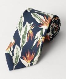 BY 夏威夷衫領帶