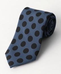 BY 點狀圖案領帶