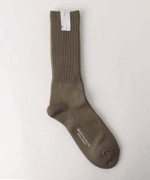 BY 1×1 常規款羅紋襪