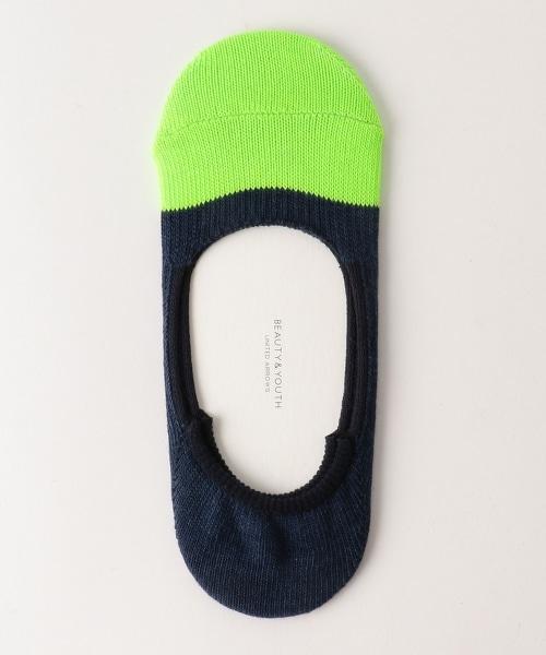BY 雙色隱形襪
