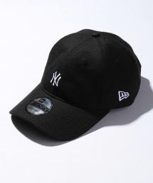 【特別訂製】 <NEW ERA> SMALL LOGO CAP/無邊帽