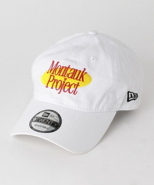 <NEW ERA> M/PROJECT LOGOCAP/棒球帽
