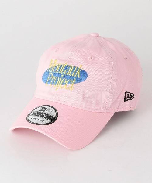 <NEW ERA> M/PROJECT LOGOCAP/棒球帽