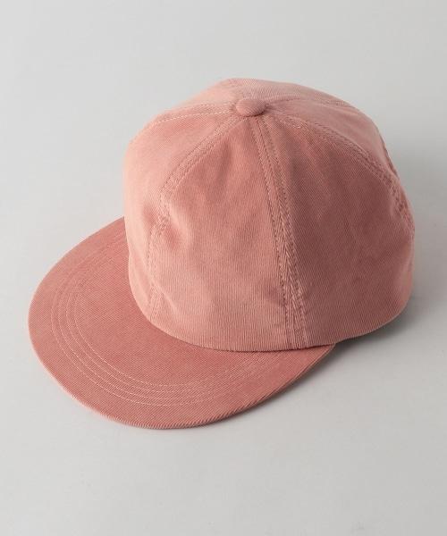 BY 天鵝絨棒球帽