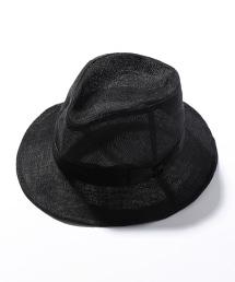 BY 摺疊植物纖維帽子