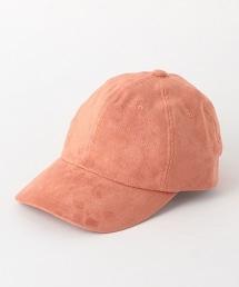 BY 麂皮絨棒球帽