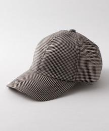 BY 射擊俱樂部格紋 棕色 6P 棒球帽