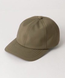 BY Bonding加工 格紋 六片式棒球帽