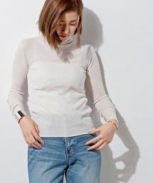 UGBT 羅紋高領針織衫