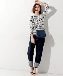 □UBCE S/C 羅紋船領針織套頭衫
