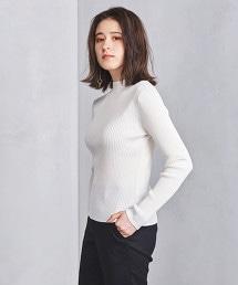 UBCB 天絲/棉 高領針織衫