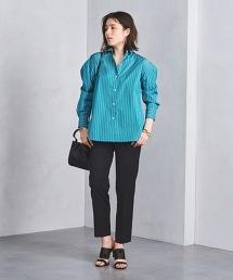 ○UBCB P/R 斜紋布錐形褲 2018春夏