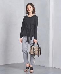 ○UBCB P/R 斜紋布錐形褲 2018春夏款