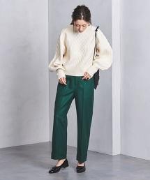 UBCB 美麗諾羊毛寬褲