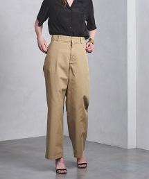 UWSC 棉質CHINO寬褲