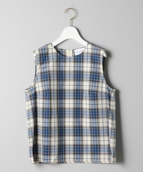 □UWSC 後背拉鍊無袖套衫