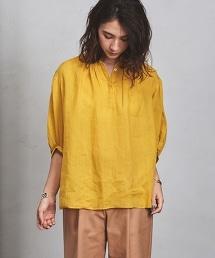 □UWBT 褶皺5分袖上衣 2