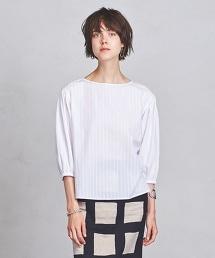 UWSC 多臂織船領蓬鬆袖套衫