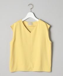 UBCB 車線V領法國袖套衫