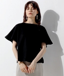 UBCS 荷葉袖半袖T恤