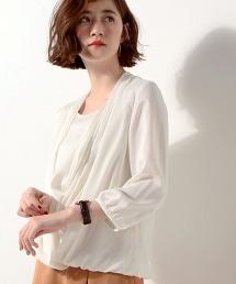 UBCE P 直條紋凱莎爾套衫